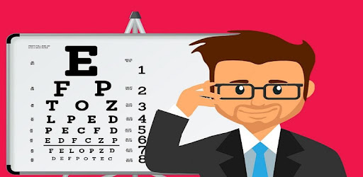 rajzfilm a látás javítására