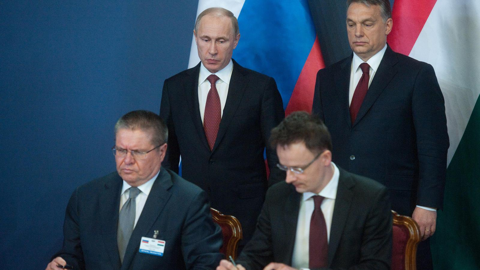 Putyin ördögi szövetséget sző - a Nyugat egyszer már hibázott