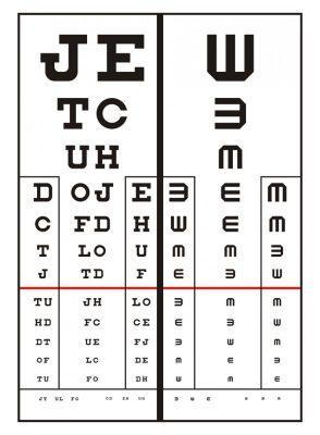 látásvizsgálat 5 perc alatt
