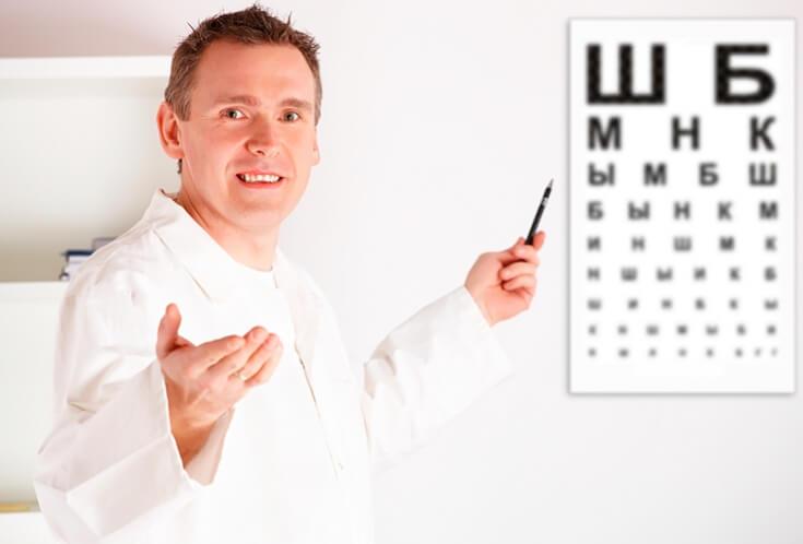 Szemész - milyen orvos és miért különbözik az optometristól? Szemészeti vizsgálat típusai.