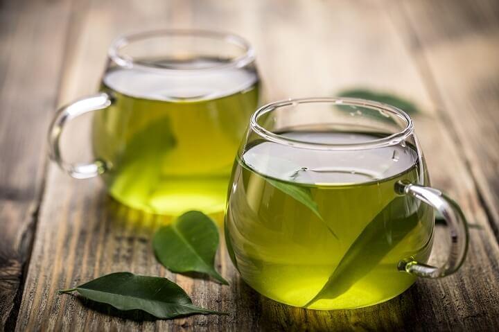 A zöld tea élettani hatásai