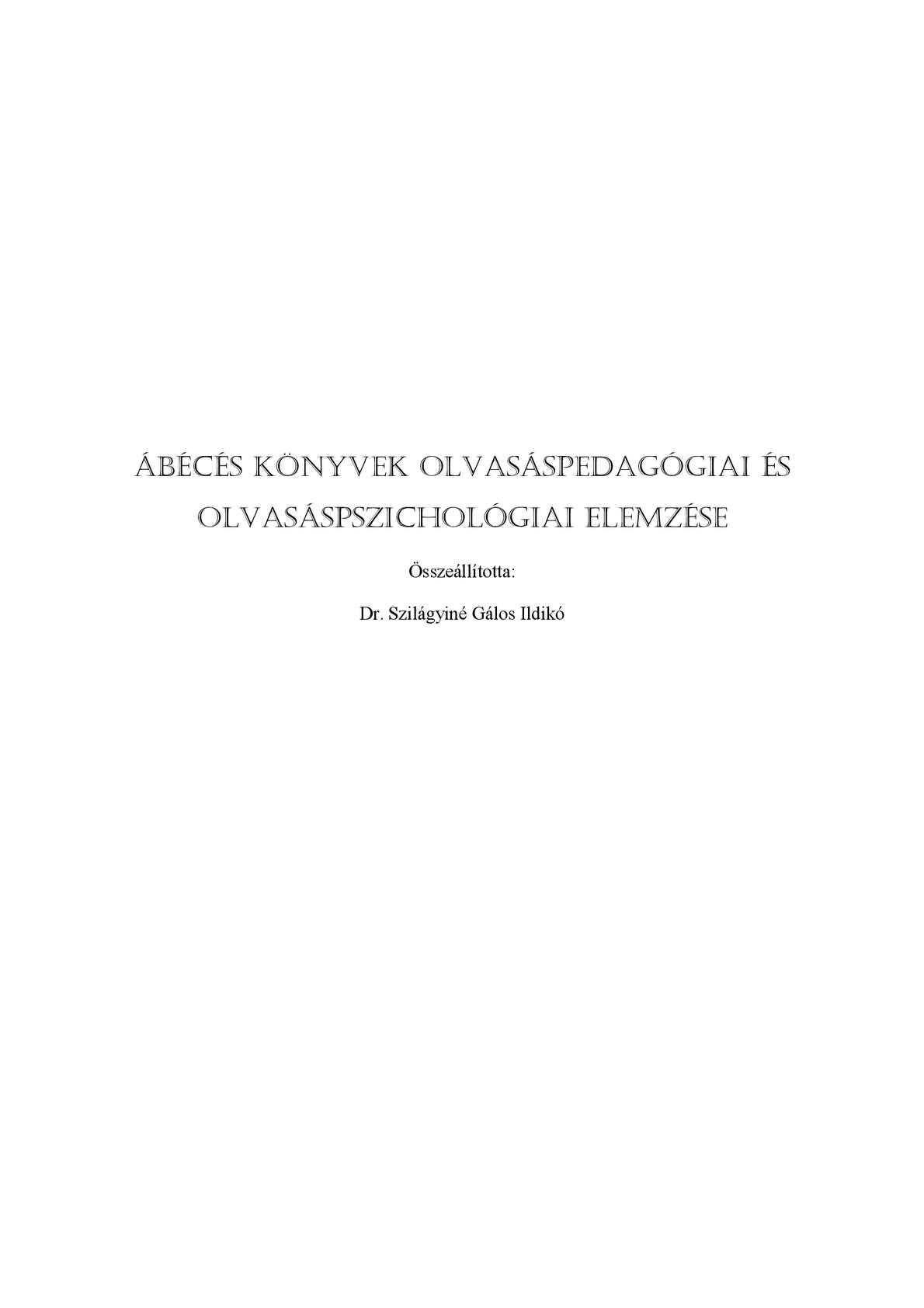 Letölthető könyvek: Olaszy Gábor DSc disszertáció | SmartLab, BME TMIT