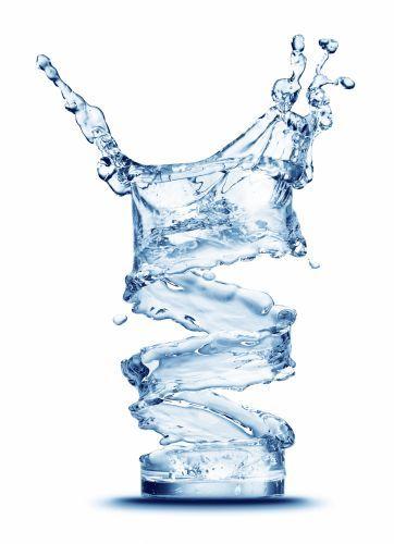 víz a látás segítésére)