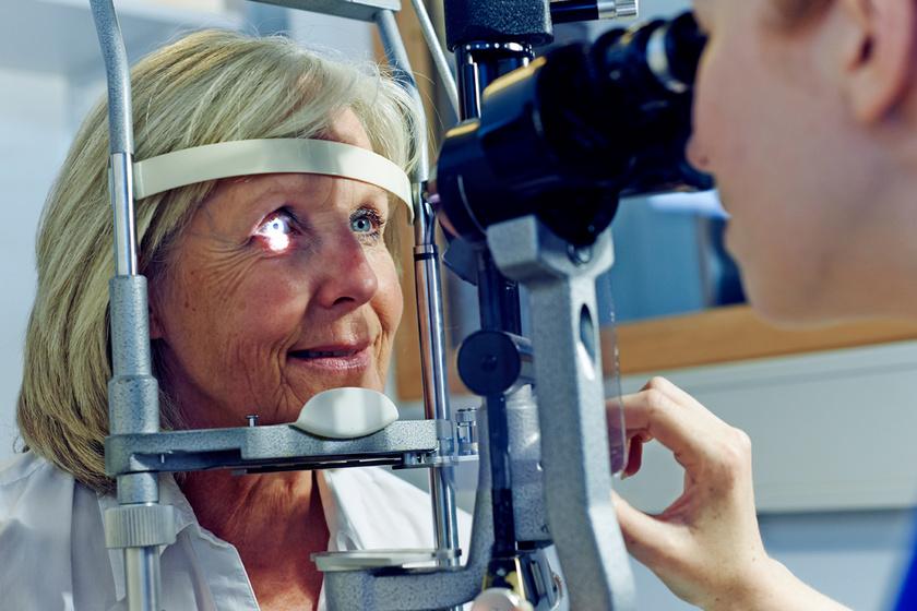 látás és glükóz