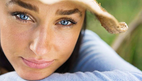 a látás csillog az egyik szem látásának éles javulása