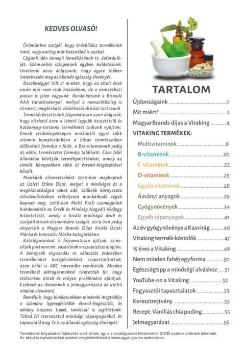 hazai vitaminok a látáshoz)