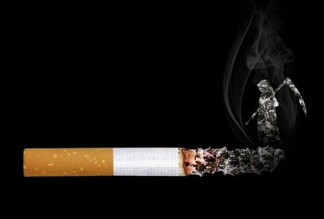 dohányos látása