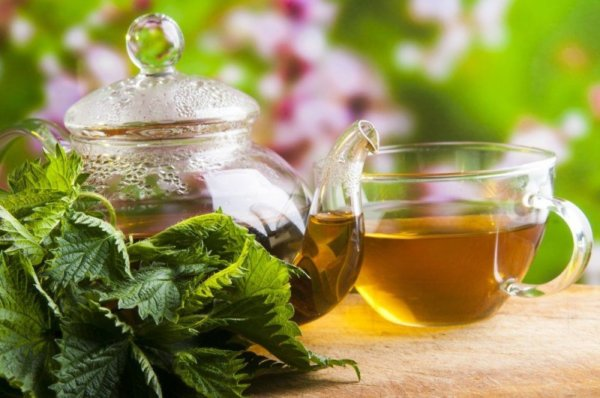 a tea hatása a látásra
