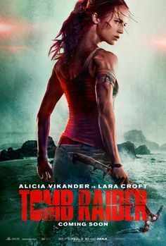 TOMB RAIDER -