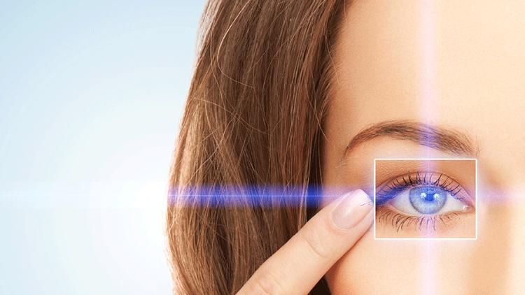Gyakorlatok a szem számára a távoli látással