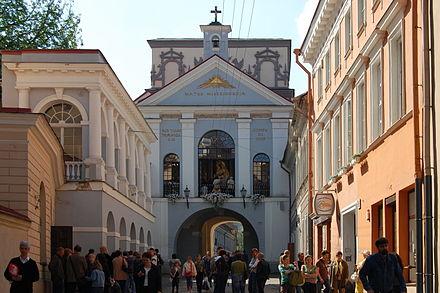 Vilnius University, Vilnius, Litvánia
