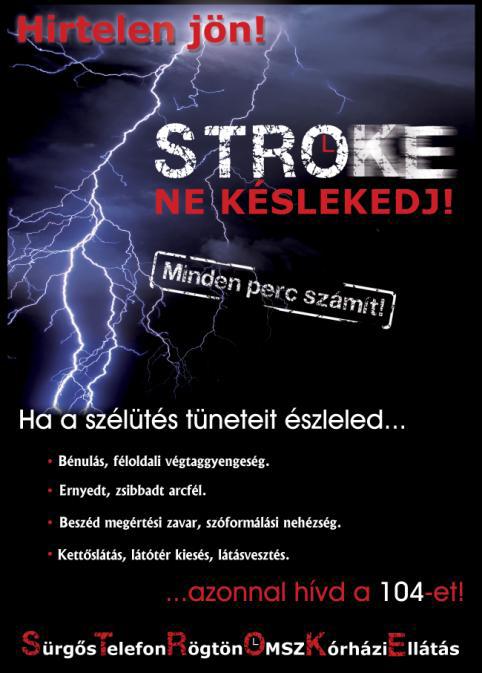 látásvesztés stroke után