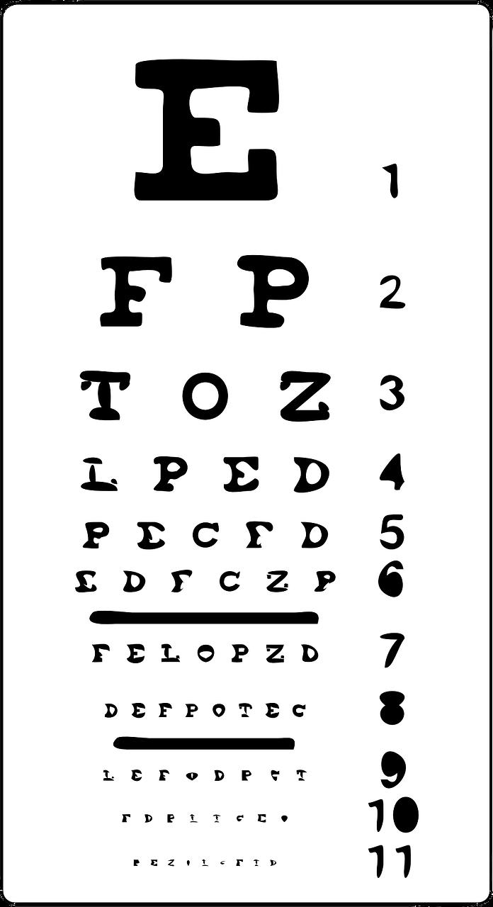 milyen vitaminokat szúrjon a látáshoz a látás csillog