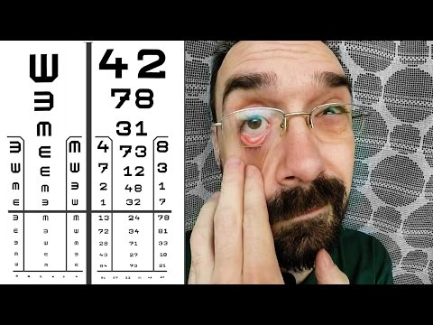 szemmasszírozó a látás helyreállításához