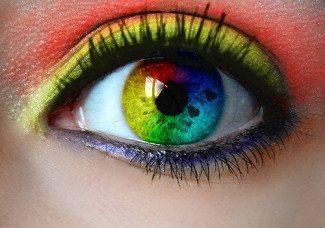 A szem színérzékenysége