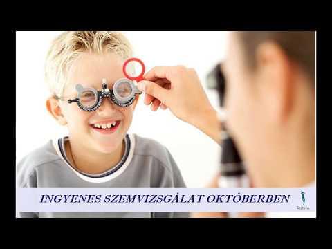 látás meningoencephalitis után bárki visszanyerte látását