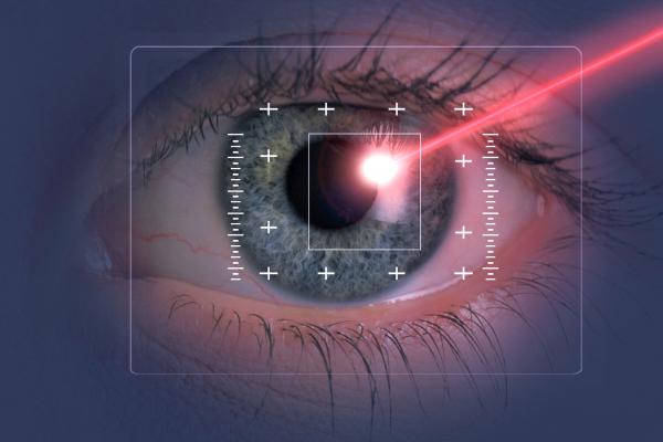 gyakorolja a szem rövidlátását