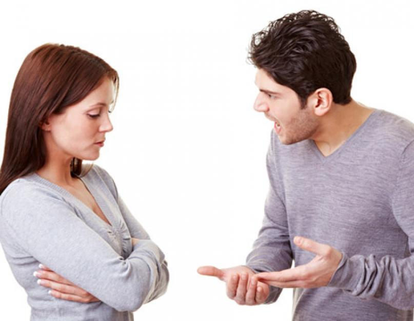 féltékenység és gyanú férje iránt