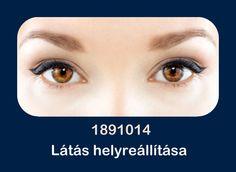 a látás helyreállításának szakaszai
