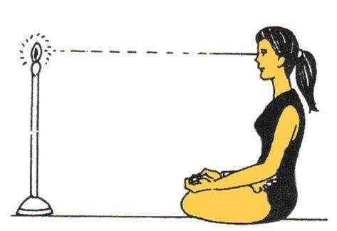 gyakorlatok a látás javítására - tibeti torna)