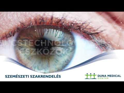 Bates torna szem myopia)