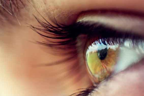 látásélesség jobb szem)