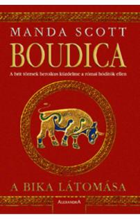 Boudica: A kígyó látomása (könyv)