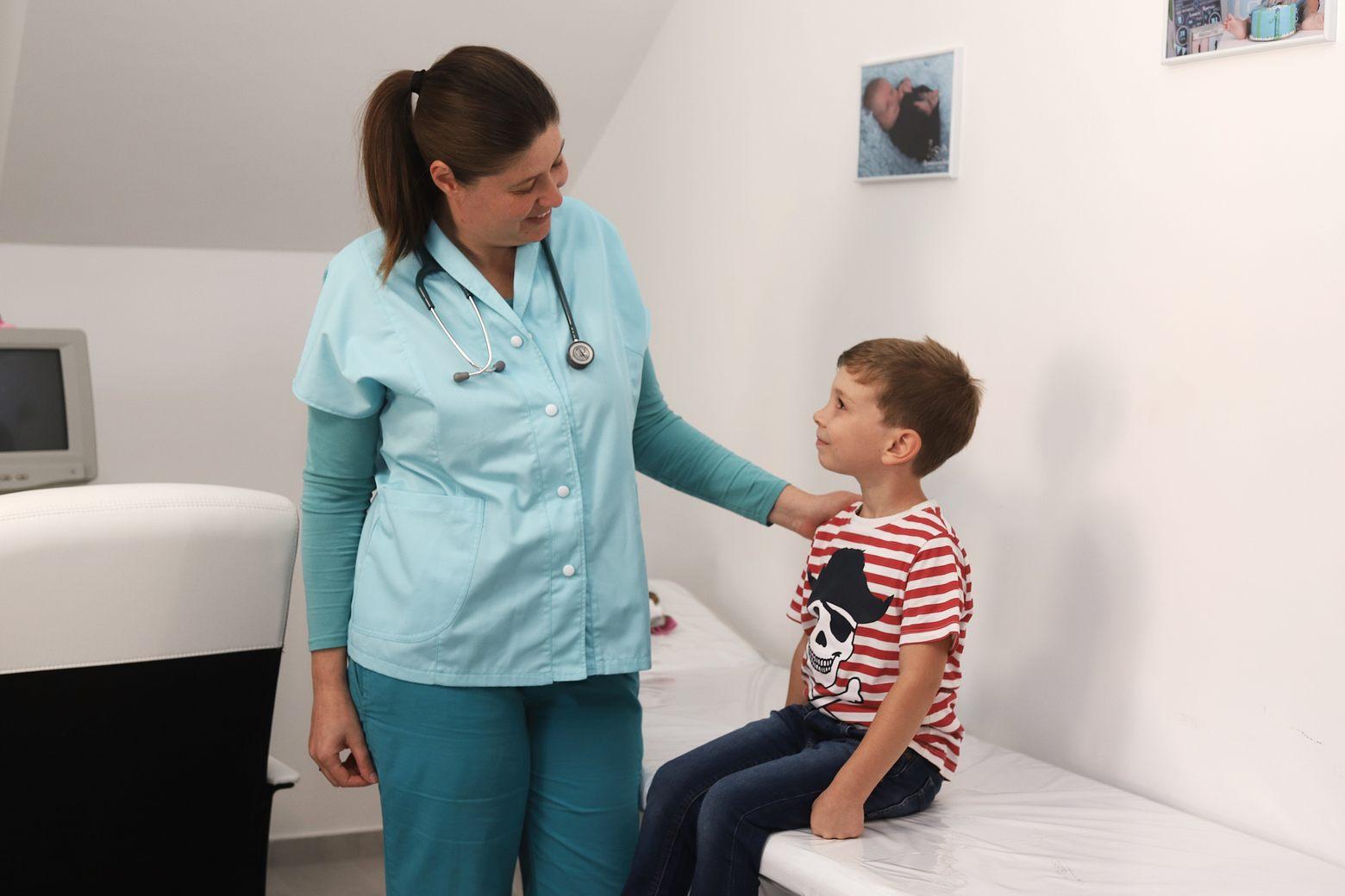 gyógytorna gyermekek szemészetben