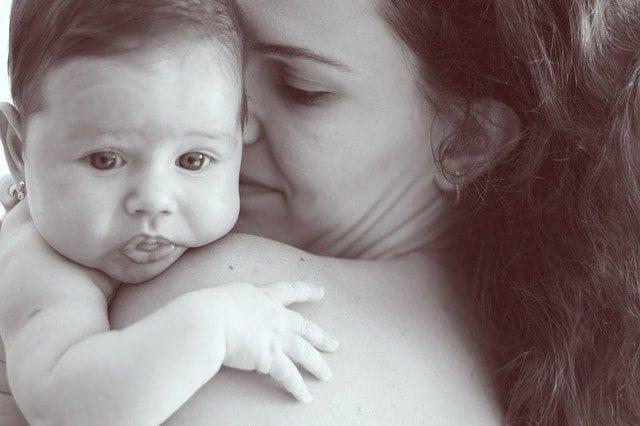 a látás csökken a szülés után
