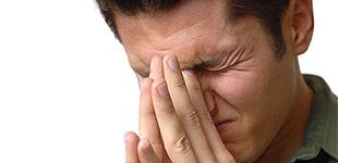 látás élesen csökkent fejfájás)