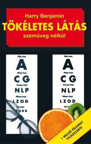orvosi könyv a látásról