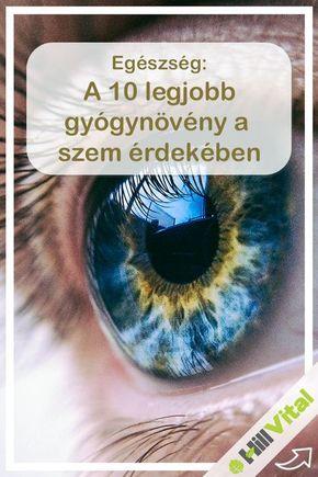 gyógynövények a látás javítása érdekében a látást gyógyító videó