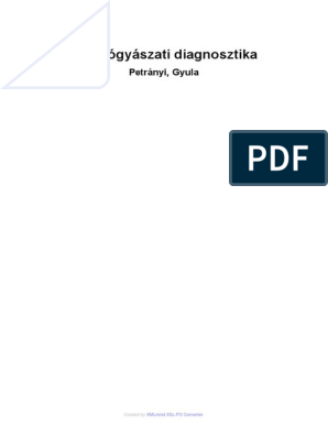 preoperatív látás diagnosztika)