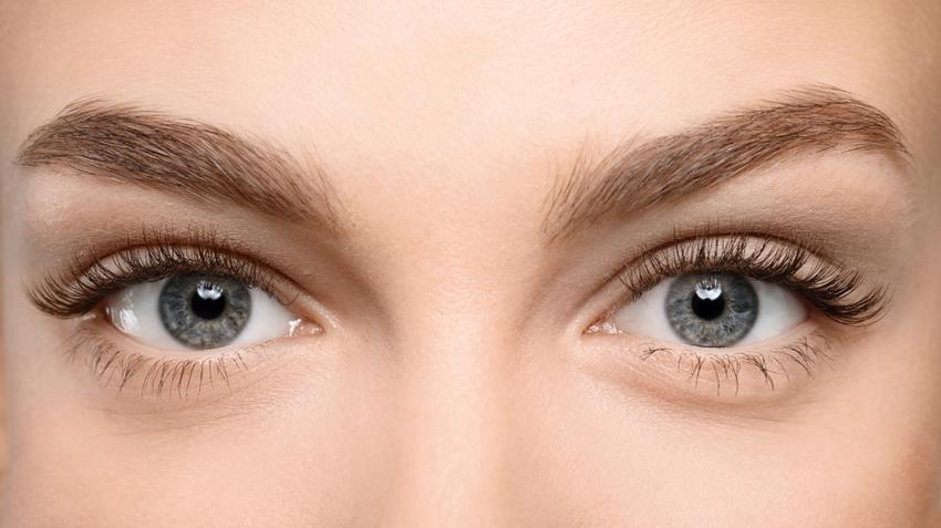 megfázással a látás romlott