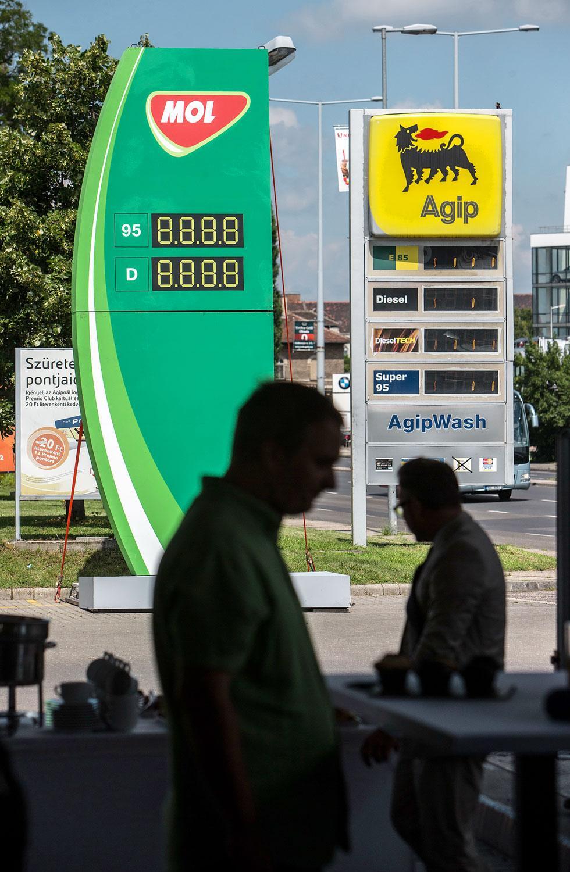 rossz látás benzinkút üzemeltetője