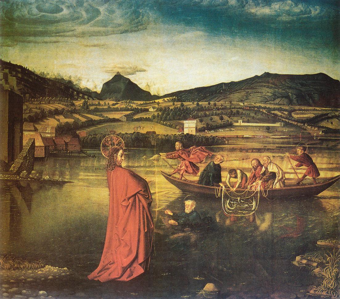 jézus és a látvány