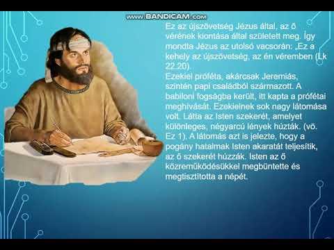 5. A harmadik látomás sorozat, az Egyház üldöztetése. - Jézus a Főnököm
