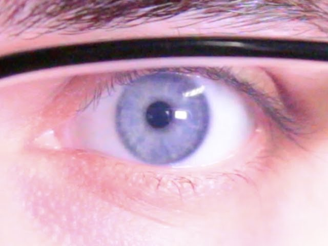 Bal és jobb szem látásélessége