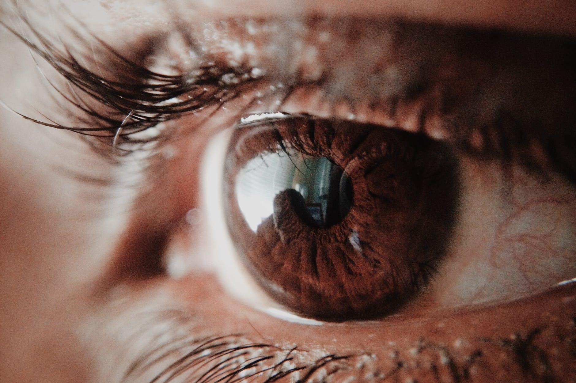 a látás mentális károsodása