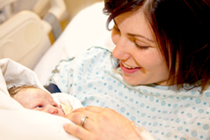 magas rövidlátás és szülés