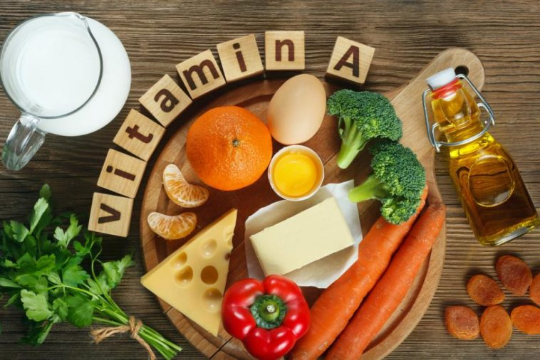 természetes vitaminok a látáshoz)