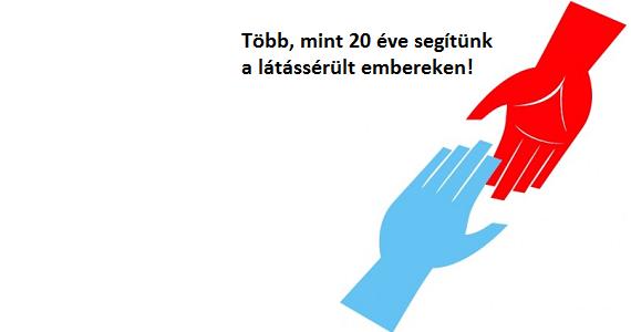 látássérült személyek társadalmi rehabilitációja)