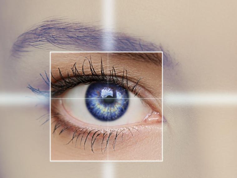 a jobb látás segített