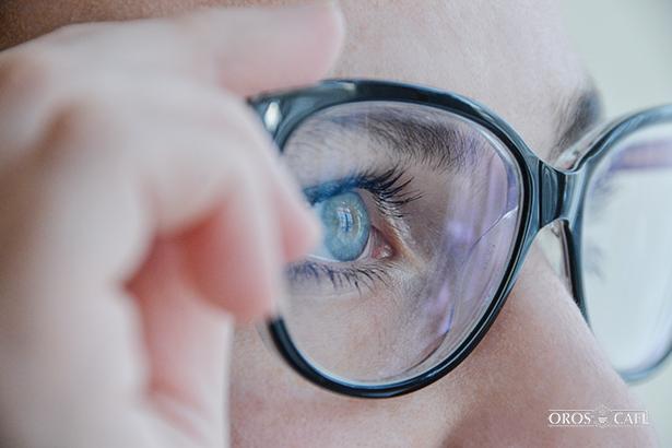 a látás romlása