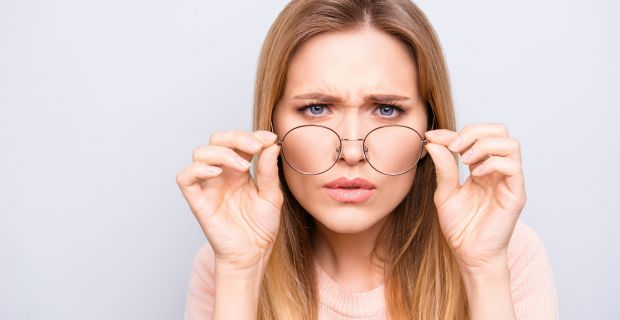 a látás rossz és jó kapcsolatba lép az új jövőképpel