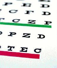 a látási betegségek rehabilitációja