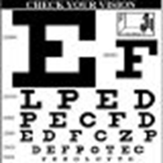 független látásvizsgálat)