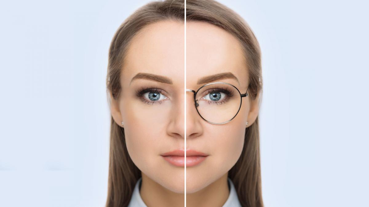 ha látása élesen csökkenni kezd látás és napi rutin