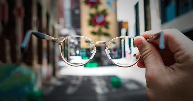 a felnőtt látása normális