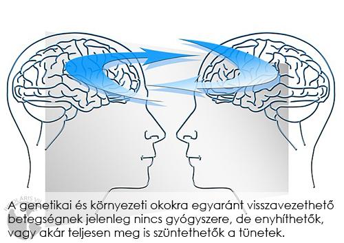 homályos látás skizofrénia esetén